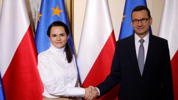 Белоруссия 10 сентября: Интеграция с Россией, Тихановская президент в Варшаве,