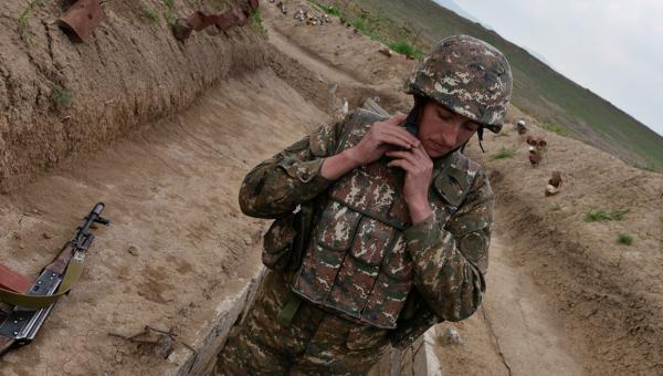 Армяно-Азербайджанская война 2020: Дипломатическое окружение Армении
