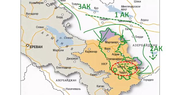 Война в Карабахе 2020 (день восьмой): Армяне допустили стратегическую ошибку.