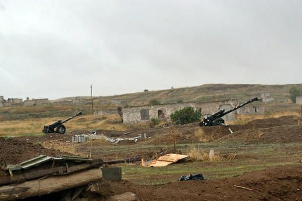 Война в Карабахе (день девятый): южный фронт НКР распался, а Ереван готовится к