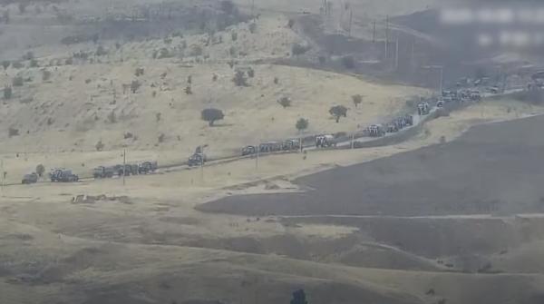 Война в Карабахе (день одиннадцатый): «Разгром» 2 АК Азербайджана под Джебраилом