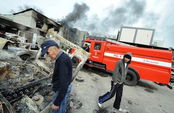 «Тлеющие головешки» Киргизии: чтобы в стране наступил хаос, в ней должна