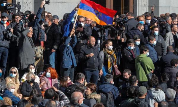 Итоги «Карабахской войны»: что будет с Арменией дальше?
