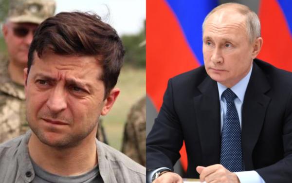 Зачем Зеленский хочет встретиться с Путиным: нам бы поговорить, а «вешать