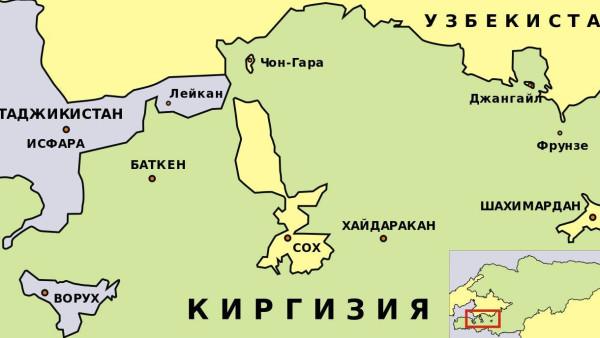 Киргизо-Таджикской войны не будет: но проблему решать надо и это решение УЖЕ