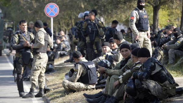 На просторах Малой Евразии (03.05.21): Киргизо-Таджикский конфликт,