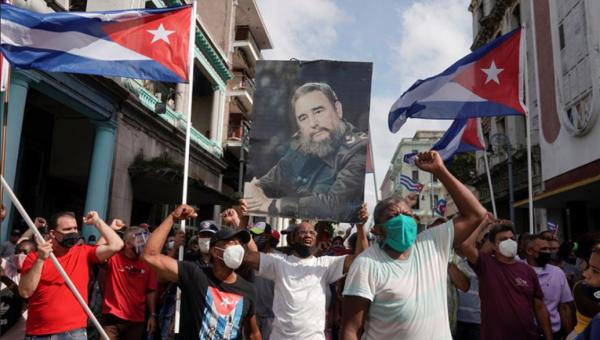 Кубинский «цветной» фальстарт: Почему так быстро сдулся