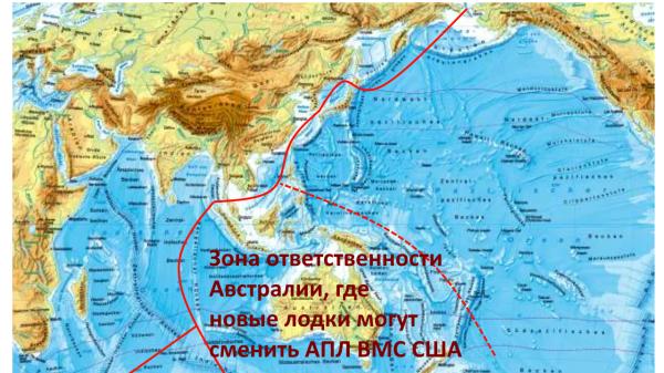 Создание Англо-Саксонского союза AUKUS угрожает не только Китаю и России, но и