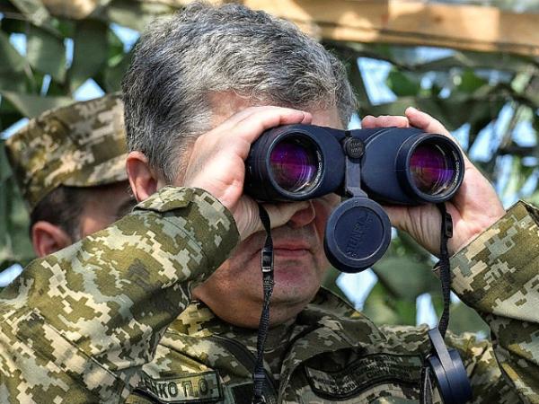 Украина – Россия: «кто рухнет первым»