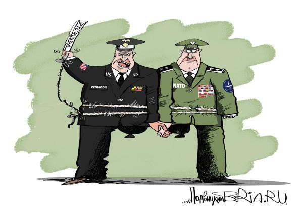 Смерть НАТО наступила, но труп еще не разлагается