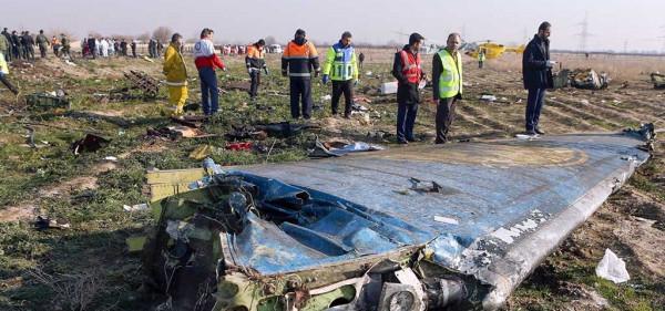 Трагедия украинского «Боинга» в небе над Ираном: Захотят ли нам сказать правду?