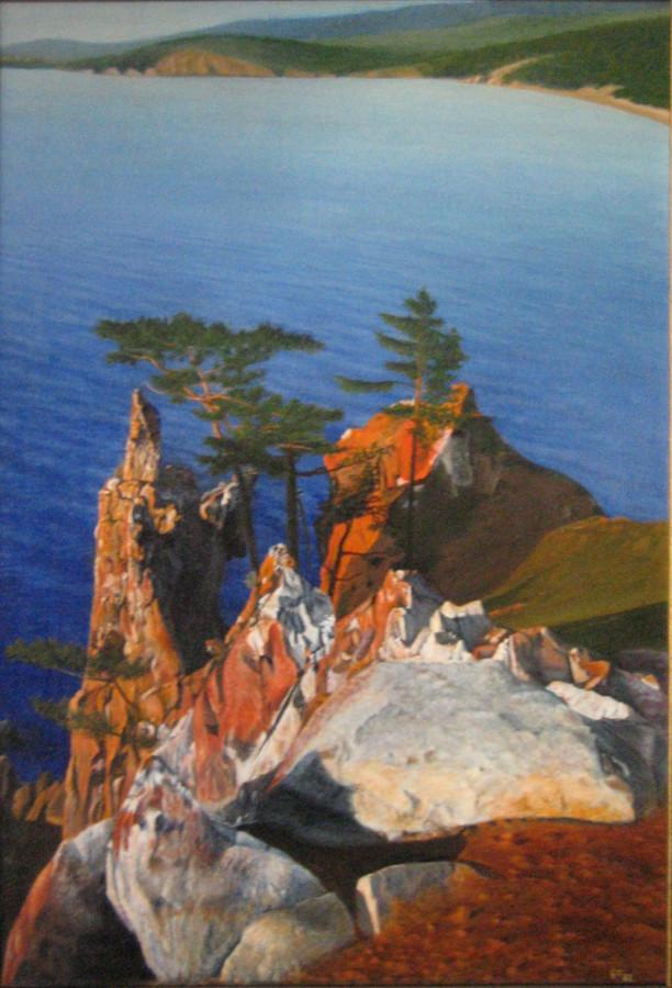 1982-Olhon_rocks