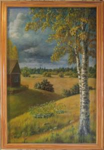 1980-е Осень-фантазия (авторский римейк) от Васи