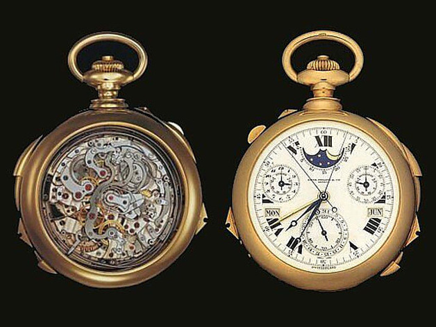 Patek Phillipe Supercomplication