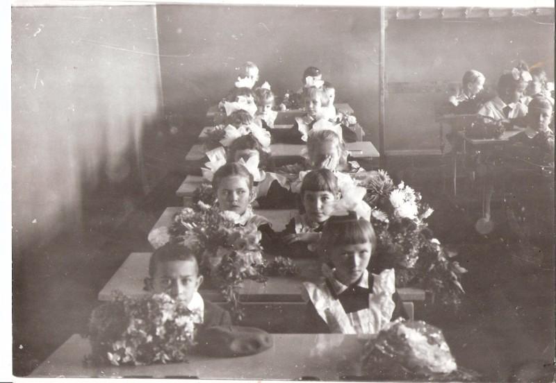 Ycheniki 1 klassa 142 shkoli 1967