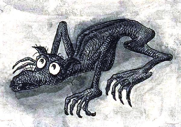 зверушка
