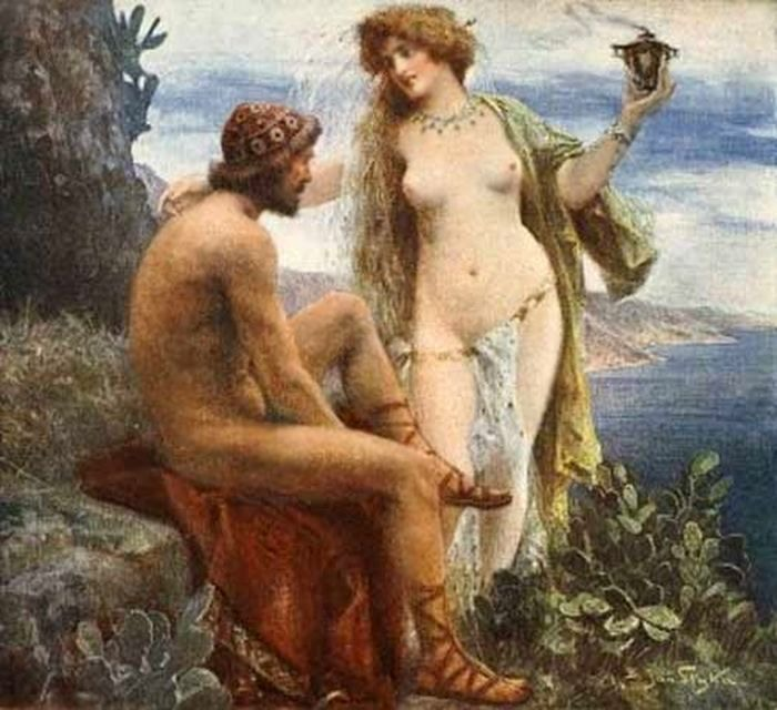 an analysis of the nature of women portrayed by circe and calypso in the odyssey by homer Need writing essay about women in the odyssey order your excellent college paper and have a+ grades or get access to database of 24 women in the odyssey essays samples.