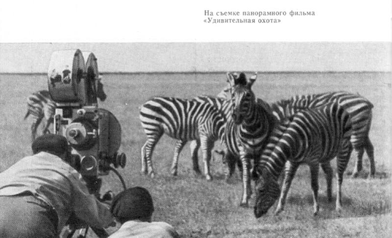Борис Генрихович Долин Удивительная охота