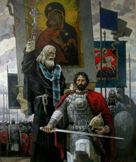 Понтюхин, Дмитрий Донской