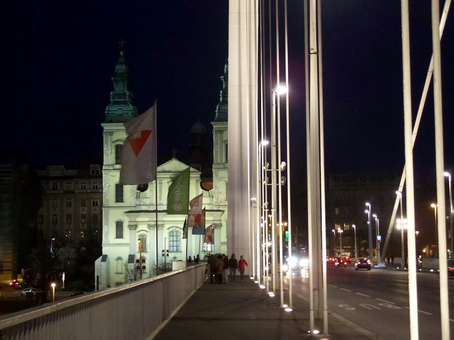 Пейзажи Будапешта