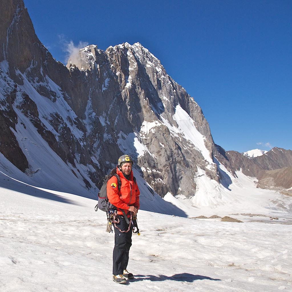 Sabakh glacier