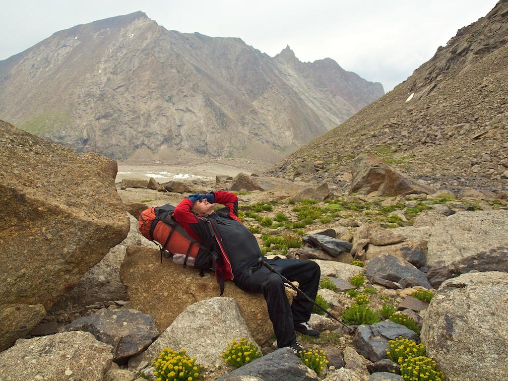 After ascent