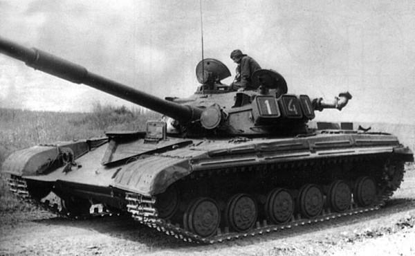 Популярно про основной танк