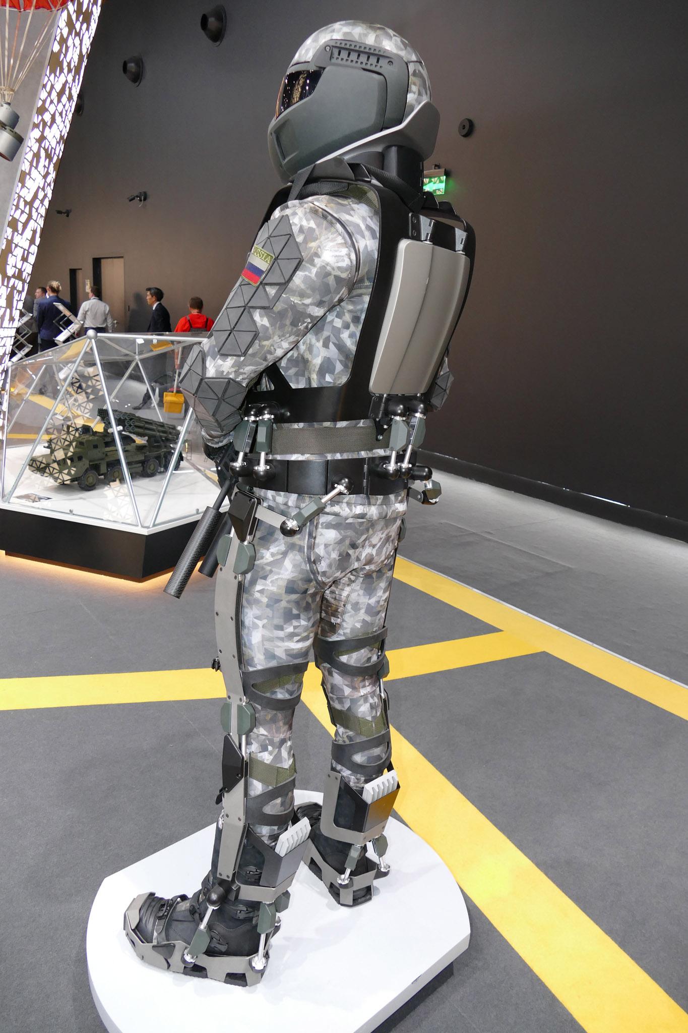 Военные экзоскелеты картинки