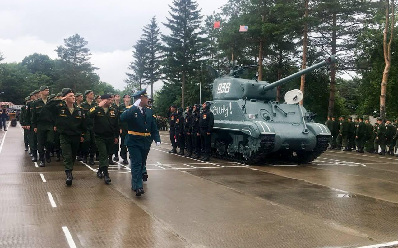 Танкодром (Общая Болталка танковых разделов)