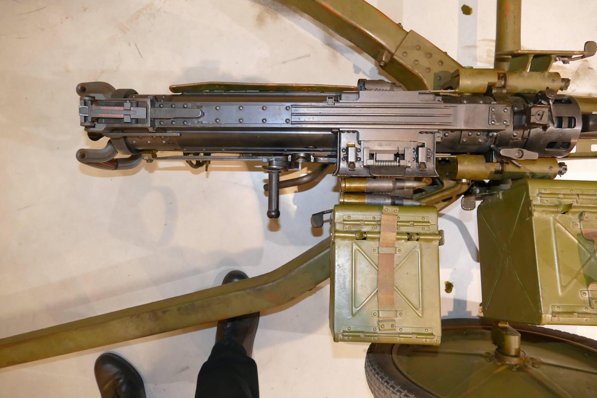 Кпвт пулемет характеристики фото