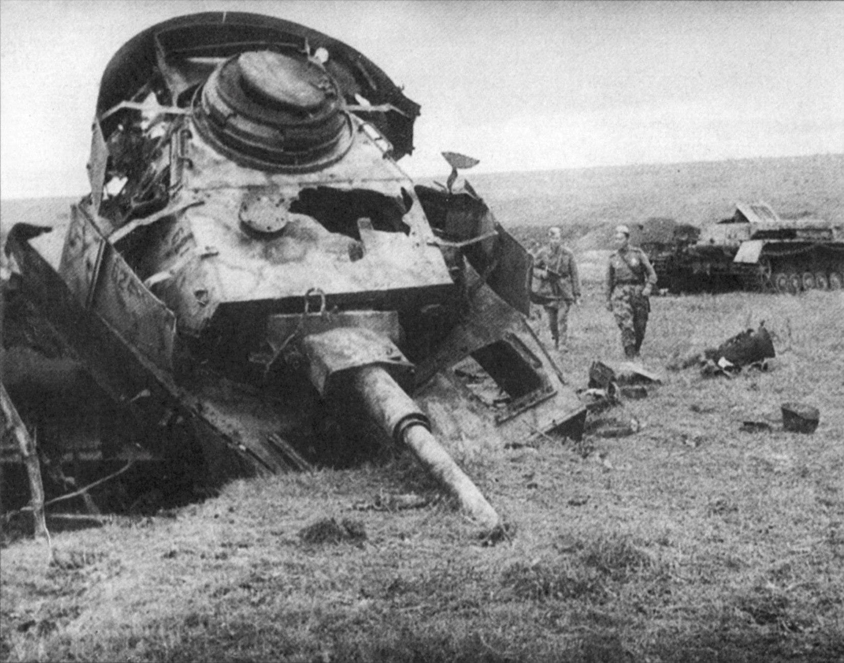 Авиация против танков (часть 2).