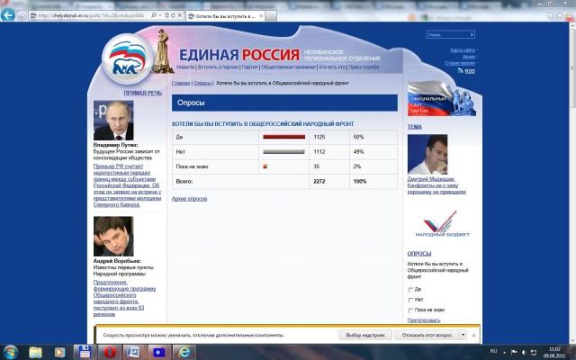 Сайт ЕР-ЧО 09.08.2011