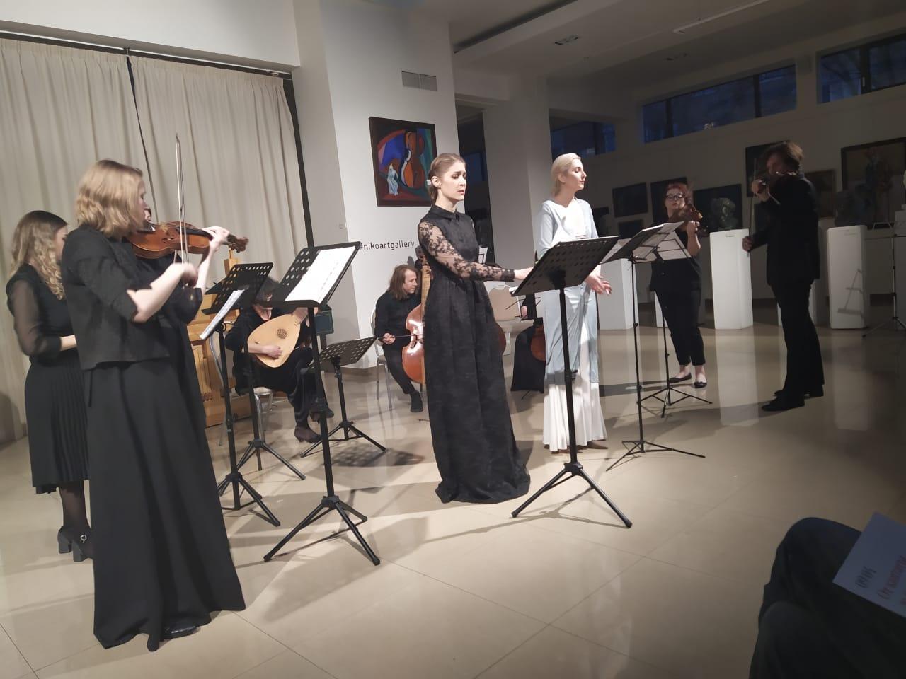 Ансамбль Musica Tempora