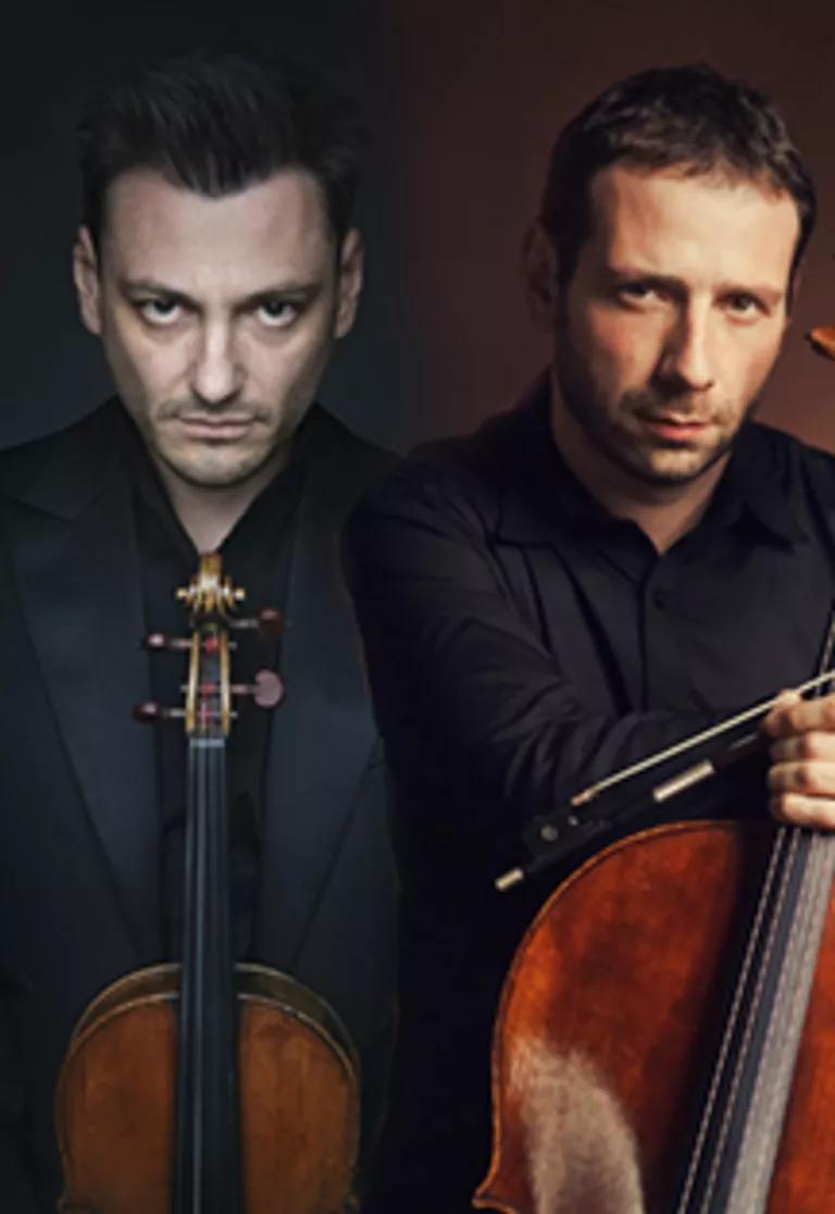 Максим Рысанов и Борис Андрианов