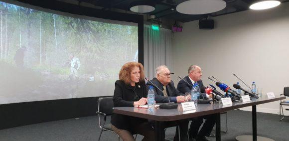 Квашнина Анна Евгеньевна. пресс-конференция по экологии