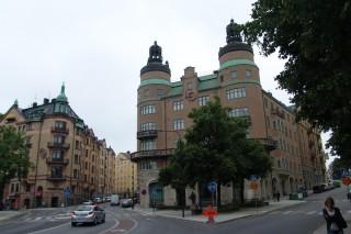 Стокгольм. Конкурентная разведка в отпуске