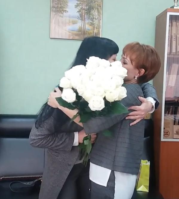 Эрика Ферфис и Ирина Пестова