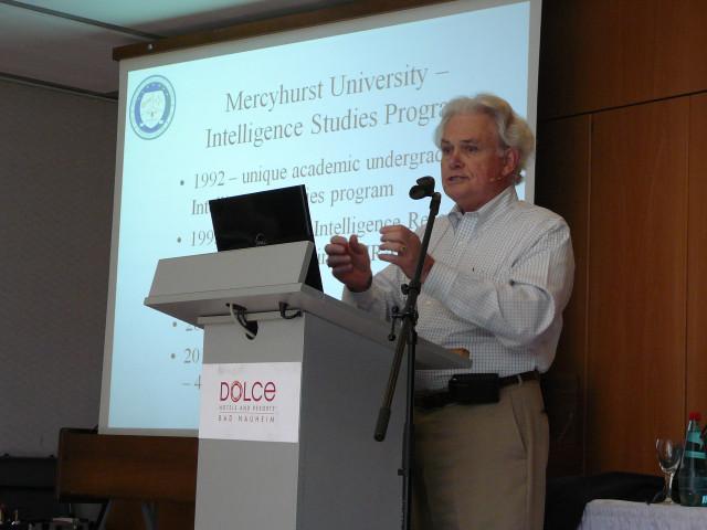 Конференция по конкурентной разведке в Германии. Евгений Ющук.