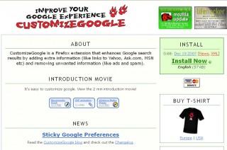 Плагин по улучшению работы с Google для Конкурентной разведки