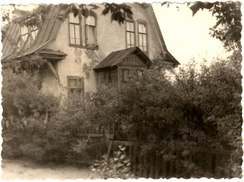 1920-е годы. Дом по ул. Плеханова, 40.  Источник: https://chelchel-ru.livejournal.com/969993.html
