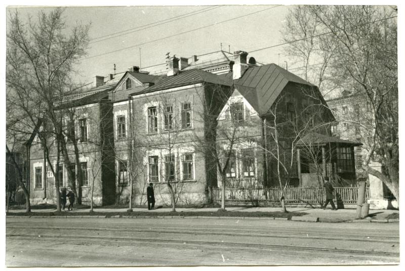 1971 год. Фотография из фонда Государственного исторического музея Южного Урала