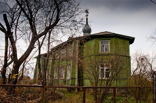 Октябрь 2012 г. Фото: Е. Клавдиенко