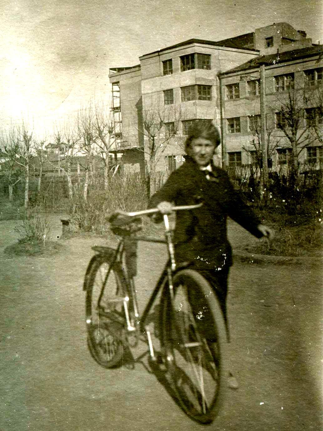 1934 год. Из семейного архива Черепановых.