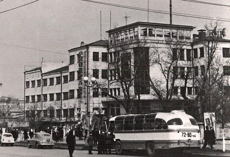 1960-е годы. Из фонда Центра Историко-культурного наследия Челябинска