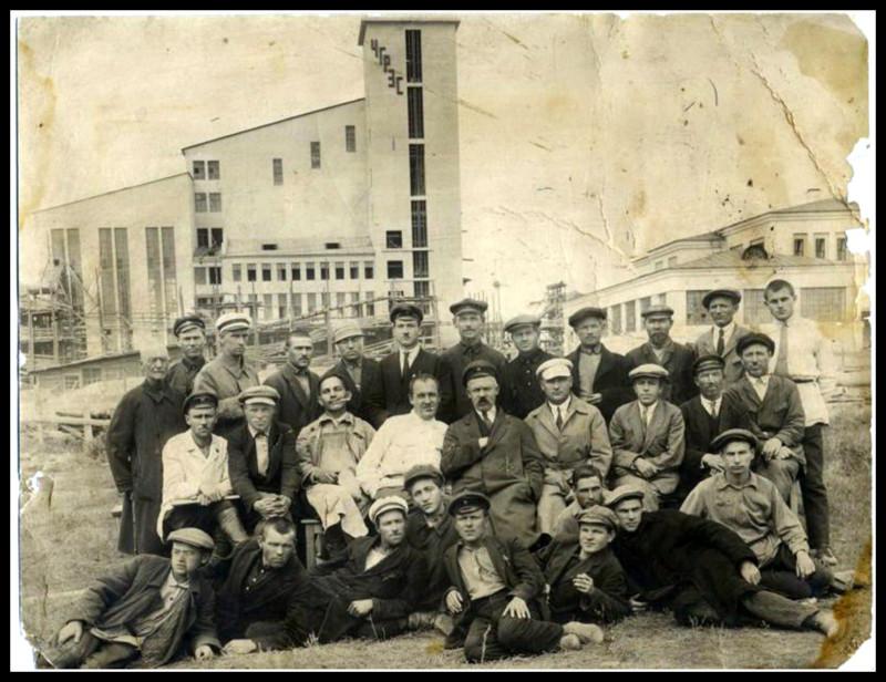 1929 год. Фотография из фонда Государственного исторического музея Южного Урала