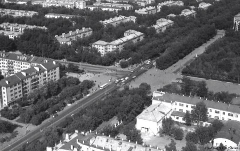 1977 год. Фотография из блога Сергея Загоскина