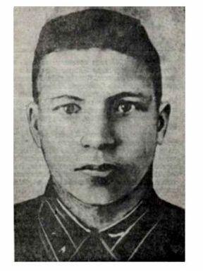 Красноармеец Николай Алексеев. Источник: http://www.myshared.ru/slide/366127/