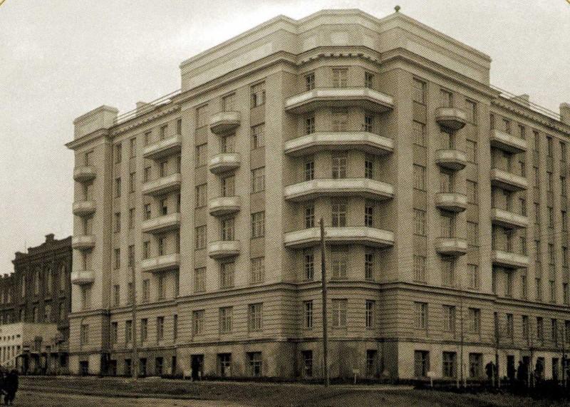 1936 год. Фотография из фонда Государственного исторического музея Южного Урала