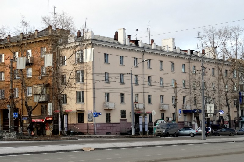 Ноябрь 2013 года. Фото: Ю. Латышев