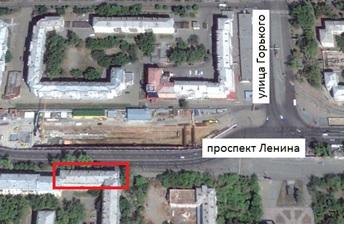 Местонахождение: пр. Ленина, 15, г. Челябинск